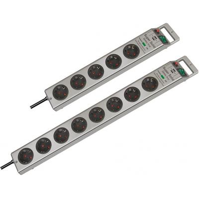 Brennenstuhl surge protector: Super-Solid Surge Protection 4.500 A - Zilver