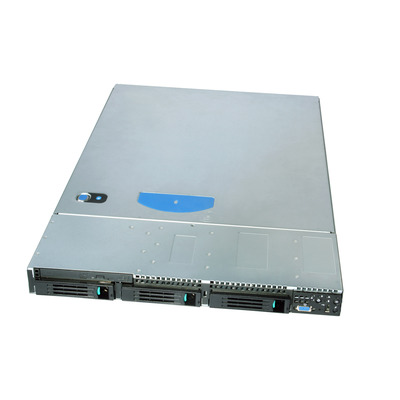 Intel Server System SR1530HCLR Server barebone - Zwart,Zilver