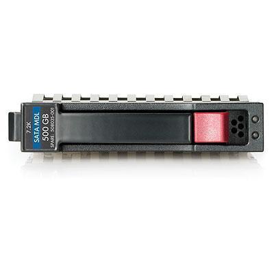 Hewlett Packard Enterprise 656107-001 interne harde schijven