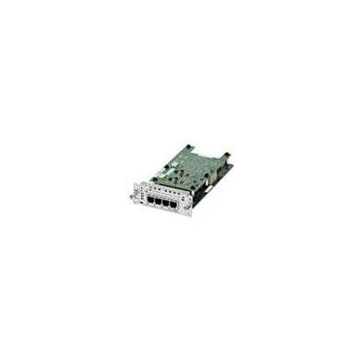 Cisco 4-Port Network Interface Module - FXS, FXS-E and DID, spare Voice network module