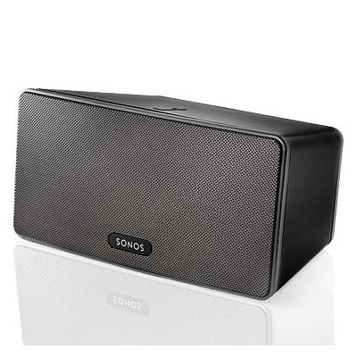 Sonos wireless speakers: PLAY:3 Black - Zwart