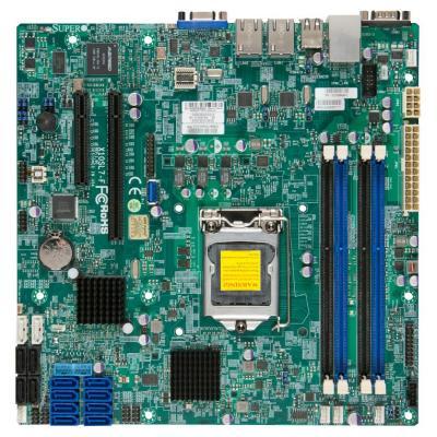 Supermicro MBD-X10SL7-F-O server/werkstation moederbord