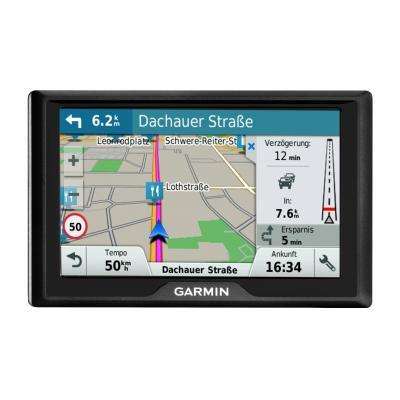 Garmin navigatie: Drive 40LMT - Zwart