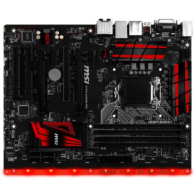 MSI H170A Gaming Pro Moederbord