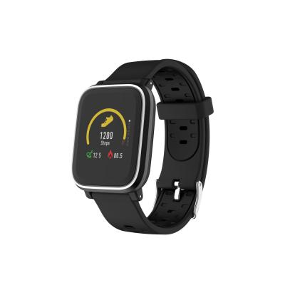 "Denver smartwatch: 3.302 cm (1.3"") IPS, Bluetooth, Heart Rate, Multi-Sport, IP67, Android/iOS"