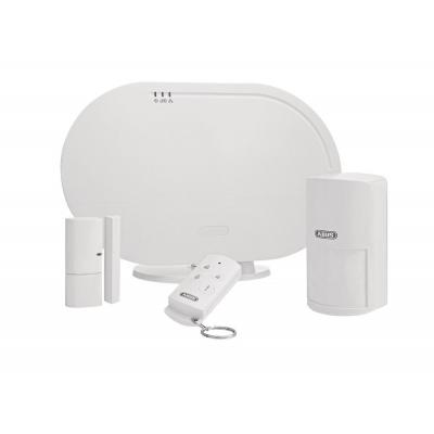 Abus : Smartvest Wireless Alarm System and App – Basic Set - Wit