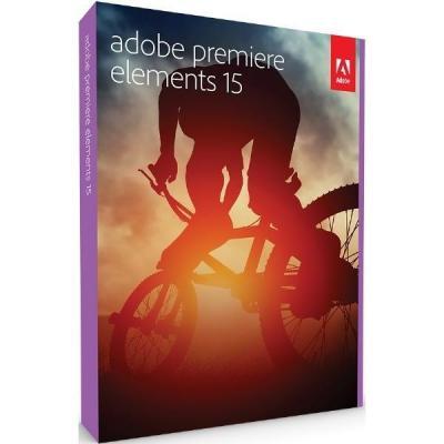Adobe grafische software: Photoshop Elements Premiere Elements 15