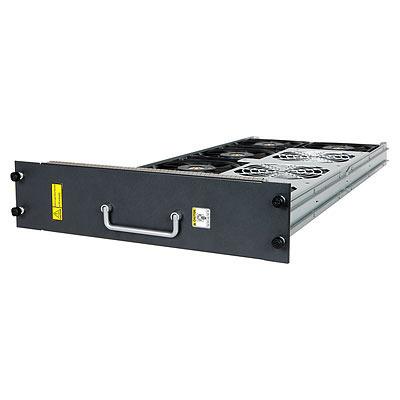 Hewlett Packard Enterprise HP 12504 Fan Assembly Switchcompnent - Zwart