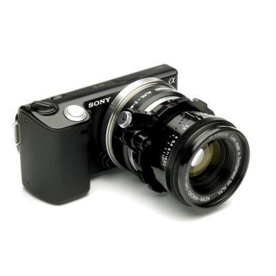 Metabones lens adapter: MB_ALPA-E-BM1 - Zwart