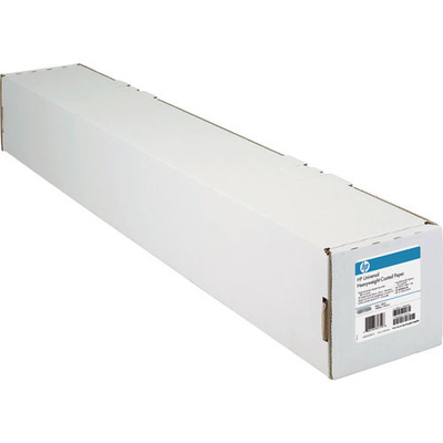 Hp plotterpapier: Universal HW Coated Paper 610mmx30.5m