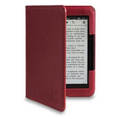 Gecko covers e-book reader case: Slim-Fit Folio case for Amazon Kindle, Red - Rood