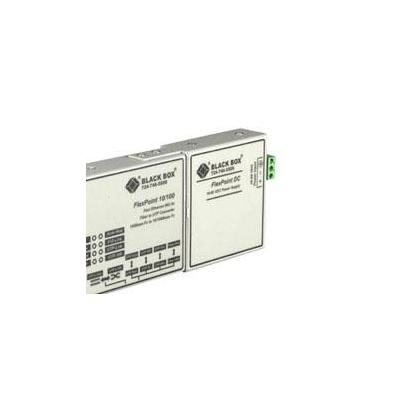 Black Box FlexPoint DC-to-DC Power Converter, 18-60 VDC to 9 VDC Electric converter - Grijs