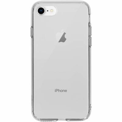 Ringke Fusion Backcover iPhone SE (2020) / 8 / 7 - Transparant / Transparent Mobile phone case