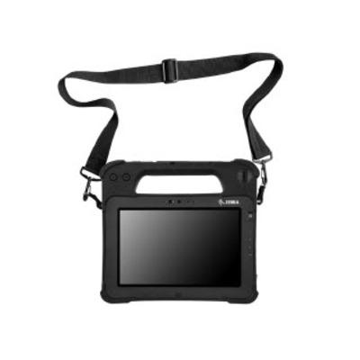 Zebra Shoulder Strap, Black Camera riem - Zwart