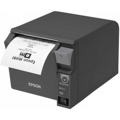 Epson TM-T70II (032) Pos bonprinter - Zwart