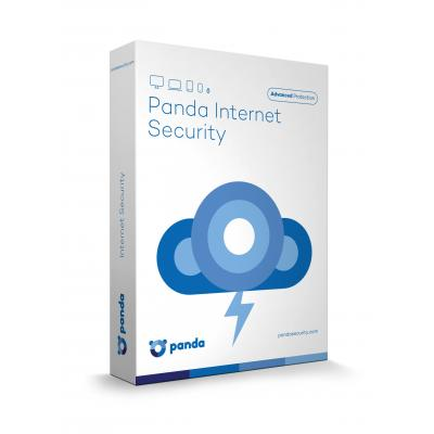 Panda software: Internet Security 1Y 1+1U