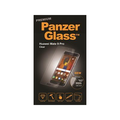 PanzerGlass Huawei Mate 9 Pro Curved Edges Screen protector - Transparant