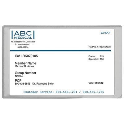 Brother CS-CS001\nHulpblad voor plastic kaart voor de ADS-2100/ADS-2600W scanners Transparantadapters