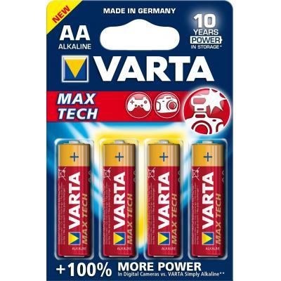 Varta batterij: -4706/4B - Rood