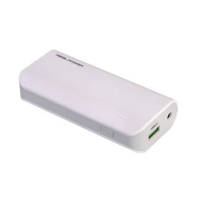 Realtron batterij: Special Price - RealPower PB-4000 (Wit)
