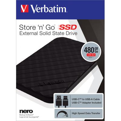 Verbatim Store 'n' Go - Zwart
