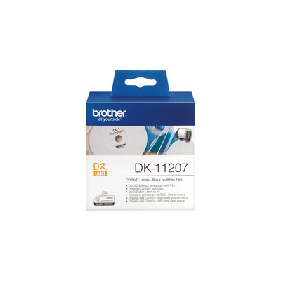 Brother DK-11207 labelprinter tape