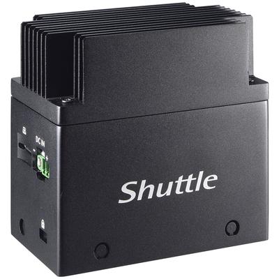 Shuttle EDGE EN01J4 Pc - Zwart