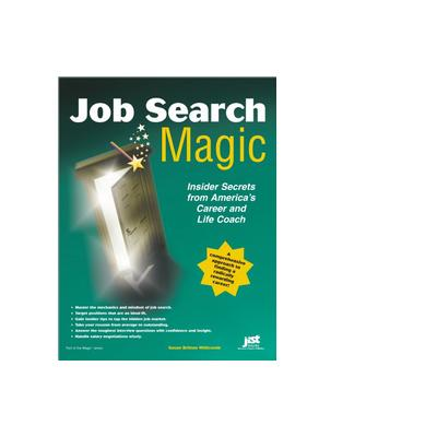 Jist publishing boek: Job Search Magic - eBook (PDF)