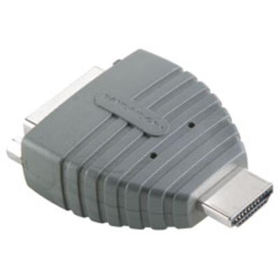 Bandridge BVP100 Kabel adapter - Grijs