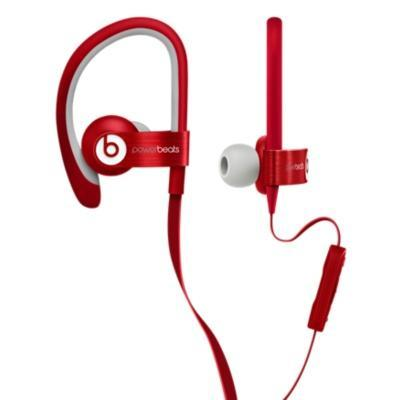 Beats by dr. dre headset: Powerbeats2 - Rood