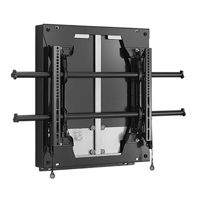 Chief Dynamic Height Adjustable 400mm, 60kg, Wall Mount TV standaard - Zwart