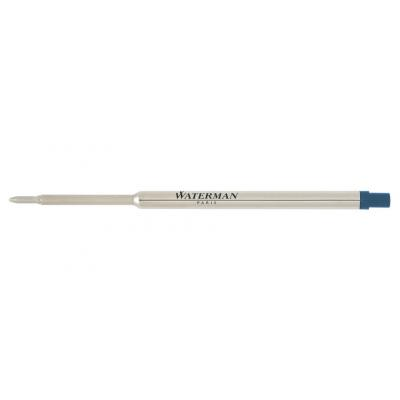 Waterman pen-hervulling: Ballpoint Refill Blue, Fine