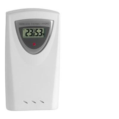 Tfa thermometer: Temperature/humidity- transmitter