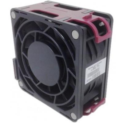 Hp Hardware koeling: 591208-001 - Zwart, Rood (Refurbished ZG)