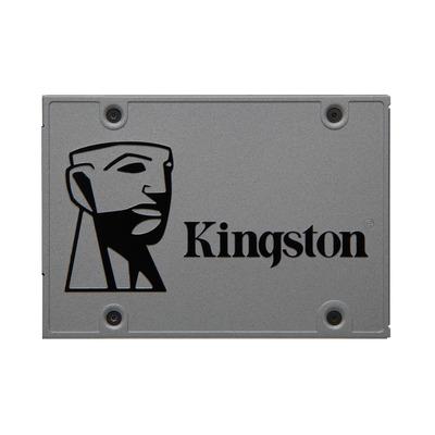 Kingston Technology SSD: UV500 - Zwart, Grijs