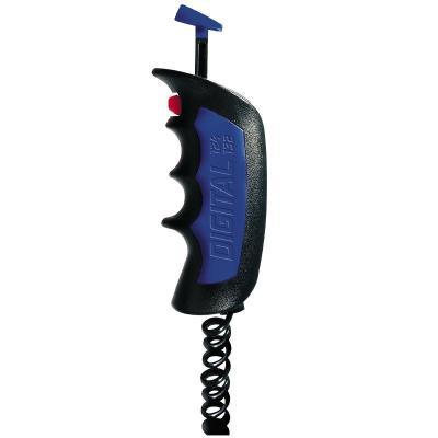 Carrera toy part: 20030340 DIGITAL 132, DIGITAL 124 Digitaler Handregler - Zwart, Blauw