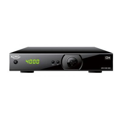 Xoro reciever: HRS 9300 HDD - Zwart