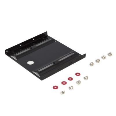 """Ewent montagekit: 8.89 cm (3.5 """") Bracket voor een 2.5 inch HDD/SSD - Zwart"""