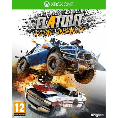 Bigben interactive game: FlatOut 4, Total Insanity  Xbox One