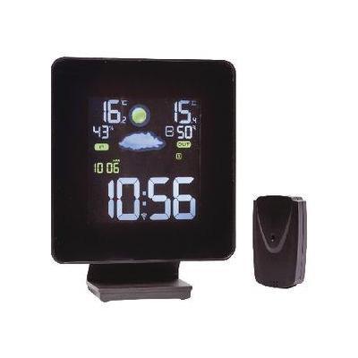 Balance weerstation: Weather Station Indoor and Outdoor Black - Zwart