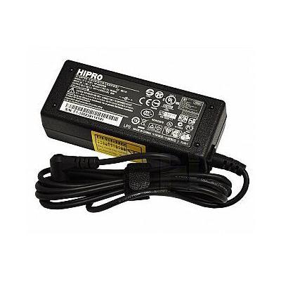 Acer netvoeding: AC adapter 65 Watt - Zwart