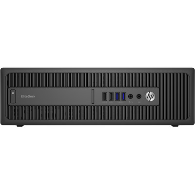 HP EliteDesk 800 G2 Pc - Zwart