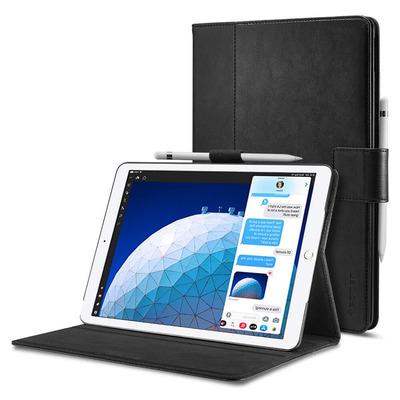 Spigen iPad Air 3 / iPad Pro 10.5 Case Stand Folio, Black Tablet case