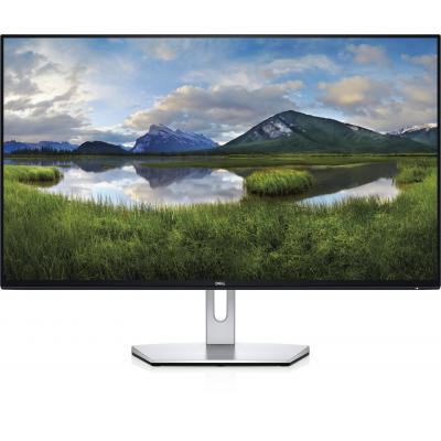 "Dell monitor: 68.58 cm (27"") FHD (1920x1080) IPS, 16:9, 16.7M, 5ms, 0.3114mmx0.3114mm, 250 cd/m², 1000:1, 8000000:1, ....."