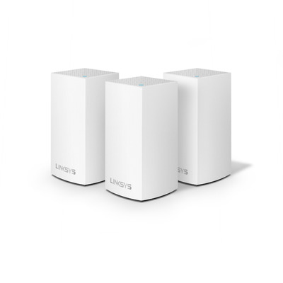 Linksys Velop Wireless router - Wit