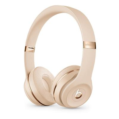 Apple headset: Beats Solo3 - Goud