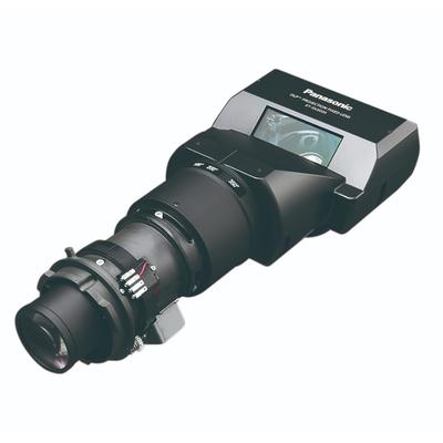 Panasonic F value 2.0, Focal length 5.3 mm, 132 x 102 x 311 mm, 1.3 kg Projectielens - Zwart