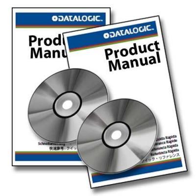 Datalogic softwareboek: Manual, Gryphon Reference