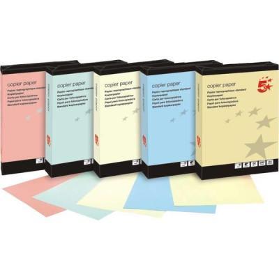 5star papier: 297641 - Geel