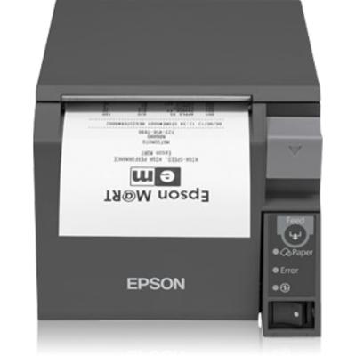 Epson TM-T70II (025A1) Pos bonprinter - Grijs